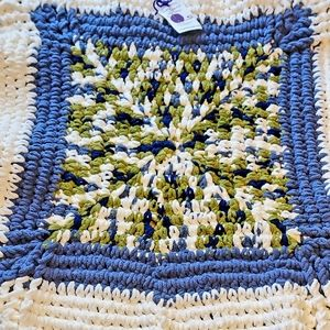 30'x30' Handcrafted Pattern Baby Receiving Blanket